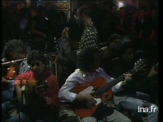 Farid Chopel et les Gipsy king