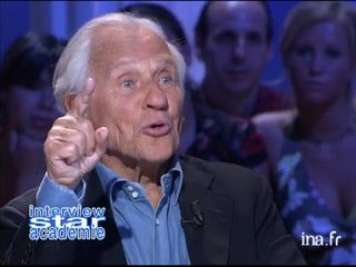 Interview Star Académie : Jean d'Ormesson