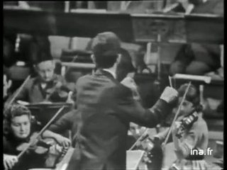 """Alain Lombard """"Scherzo 7ème symphonie de Beethoven"""""""