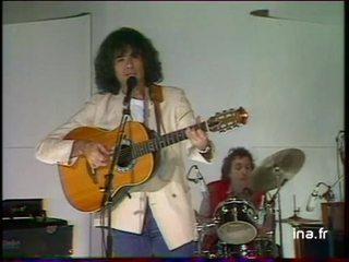 Nicolas Peyrac dans un pot pourri de ses chansons