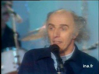 """Gilles Vigneault """"Les beaux métiers"""""""