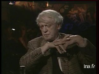 Interview d'Anthony Burgess