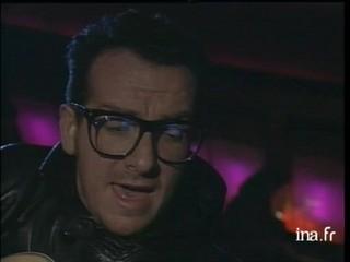 """Elvis Costello """"Baby turn around"""""""