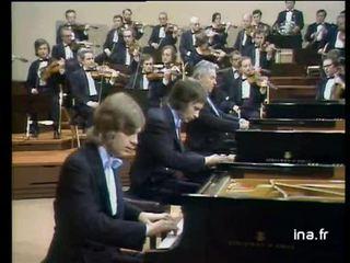 Concerto pour 3 pianos de Mozart