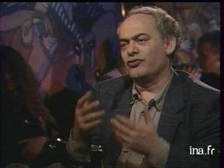 "Roland Topor à propos de son film ""Marquis"""