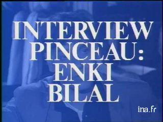 Interview pinceau : Enki Bilal