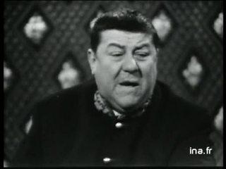 """Francis Blanche et Michel Roux """"Napoléon et Mac Mahon"""""""