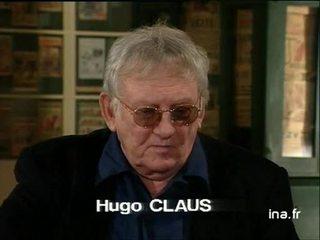 Hugo Claus à propos de la Belgique