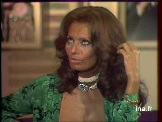 """Sophia Loren à propos de """"Une journée particulière"""""""