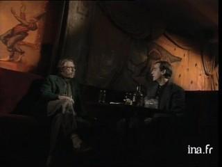 Art. Interview pinceau : Charles Matton (Première partie)