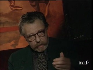 Art. Interview pinceau : Charles Matton (Deuxième partie)