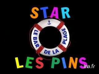 Star Les pins : Eddy et Caroline Barclay