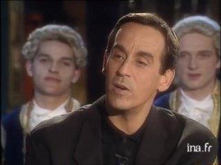 "Interview ""oui non"": Frank Margerin"