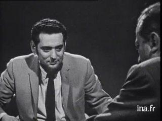 Georges Perec à propos de Un homme qui dort