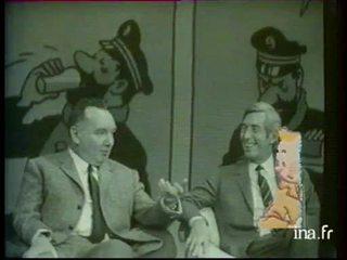 Michel Serres à propos de Hergé