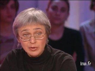 La journaliste Anna Politkovskaïa et la prise d'otages de Moscou