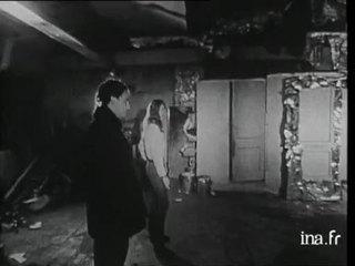 Nico et Andy Warhol