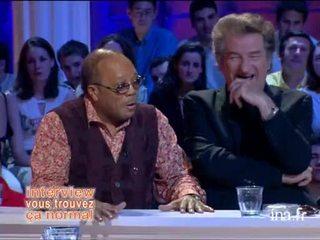 Interview Vous trouvez ça normal de Quincy Jones