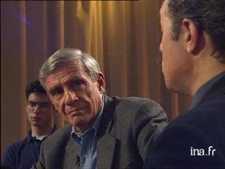 Pierre Assouline à propos de Hergé pendant la collaboration