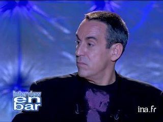 Interview en bar Bénabar