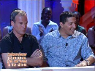 """Interview """"Papa j'ai un truc à te dire"""" de Laura et Gérard Presgurvic"""