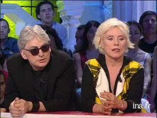 Deborah et Chris Stein à propos du groupe Blondie