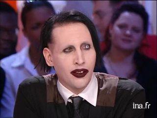 Interview biographie Marilyn Manson