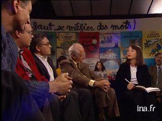 Albert Algoud, Michel Serres et Benoit Peeters sur le personnage de Tintin