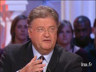 """Georges Frêche à propos du livre """"Les éléphants se trompent énormément"""""""