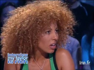 Interview My taylor is rich de Lesly Mess