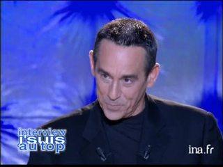 Interview j'suis au top de Stéphane Freiss