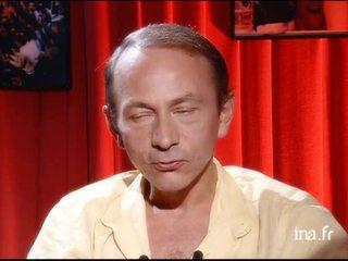 """Michel Houellebecq à propos de son livre """"La Possibilité d'une île"""""""