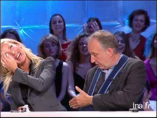 """Ophélie Winter à propos de l'émission """"Mission missy""""."""