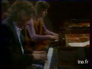 "Michel Graillier, Georges Arvanitas, Maurice Vander et René Urtreger ""Finger dance"""