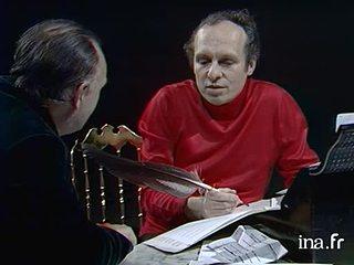 L'écriture musicale par Claude Bolling