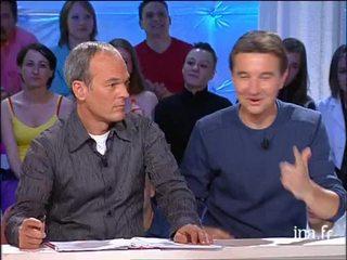 """Frédéric François """" Magnéto Serge"""""""