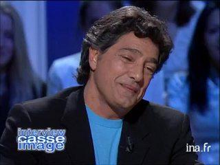 """Frédéric François """"lèchage d'oreille"""""""