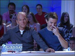 Suite Interview Casse image Frédéric François