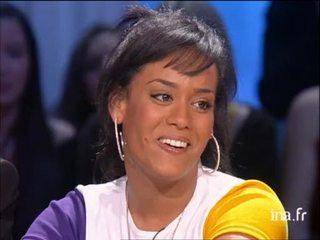 Interview chanson française Amel Bent