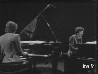 """Georges Arvanitas, René Utreger, Maurice Vander et Michel Graillier """"Suite pour piano"""""""