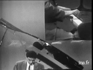 Thème de jazz par leTrio René Urtreger