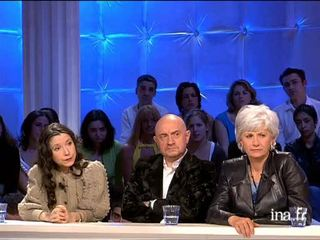 Muriel Cerf polémique avec Lio
