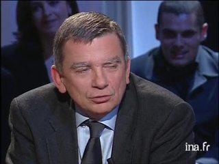 Interview Alerte rose Jean Glavany