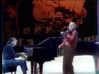 Duke Ellington et Stéphane Grappelli en duo