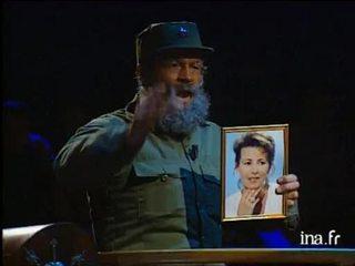 Castro cherche Claire Chazal