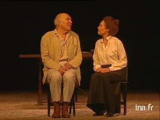 """Théâtre : """"Ta main dans la mienne"""" de Tchekhov"""
