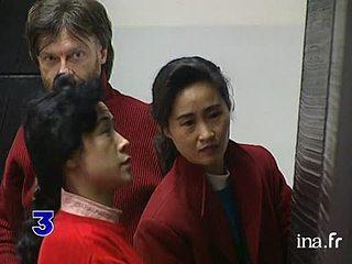 Pierre SOULAGES à Pékin