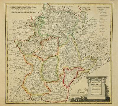 Provincia Extremadura