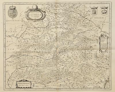 Utriusque Castiliae nova descriptio