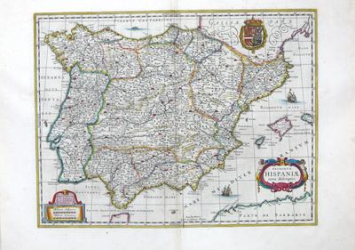 Regnorum Hispaniae nova descriptio